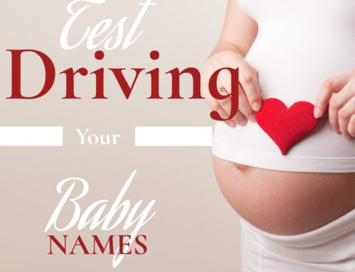 10 Rules for test driving baby names